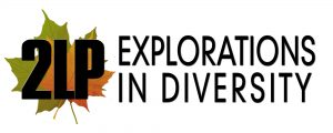 2LP EXPLORATIONS IN DIVERSITY LOGO
