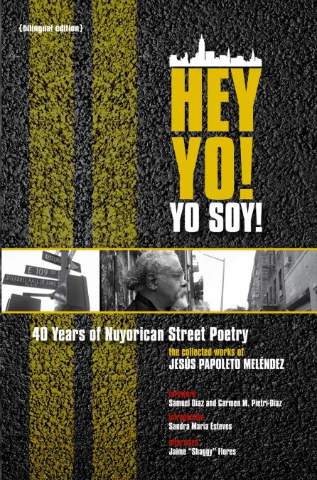 Hey Yo! Yo Soy! Book Cover