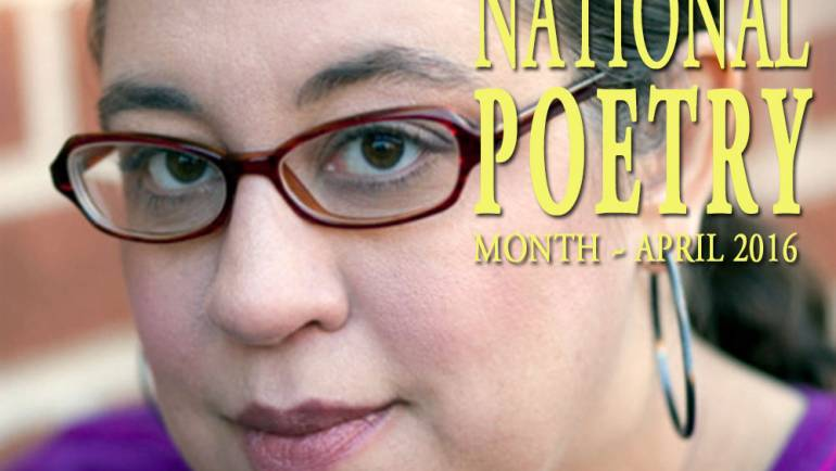 Celebrating National Poetry Month: Tara Betts