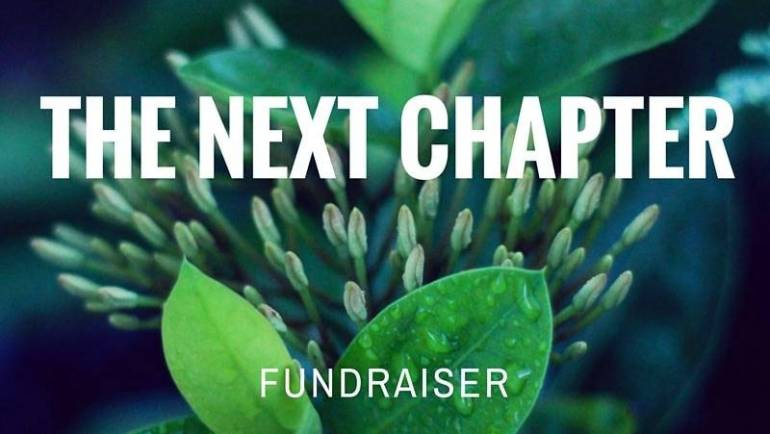 The Next Chapter- 2Leaf Press 2016 Fundraiser -Keep the Press Going