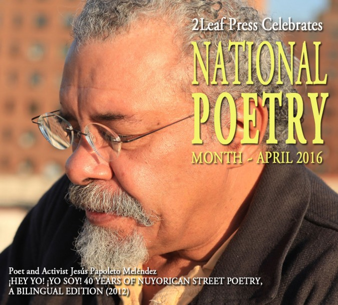 NATIONAL POETRY MONTH MELENDEZ
