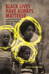 BLACK LIVES MATTERED BOOK COVER
