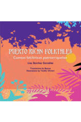PUERTO RICAN FOLKTALES BOOK COVER