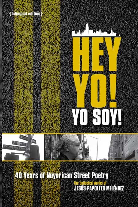 Hey Press To Peel Away Patch Promises Professional Eye: Hey Yo! Yo Soy! » 2Leaf Press