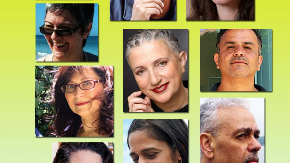 2Leaf Press Celebrates National Poetry Month with Fresh New Faces and Exciting New Books for Spring 2014