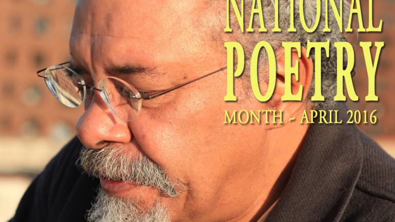 Celebrating National Poetry Month: Jesús Papoleto Meléndez