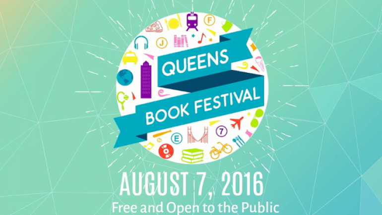 2LP Publisher to Moderate Publishing Panel at QUEENS BOOK FESTIVAL Sun, August 7