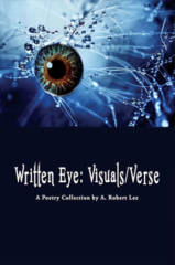 WRITTEN EYE BOOK COVER