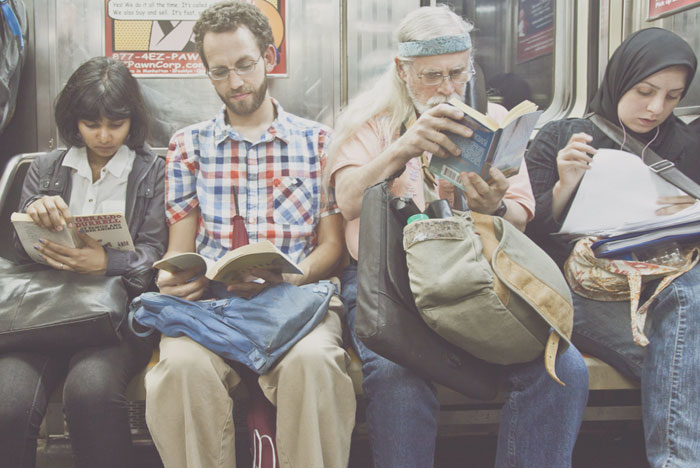 Subway Reading Books