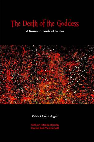 DEATH OF THE GODDESS BOOK COVER